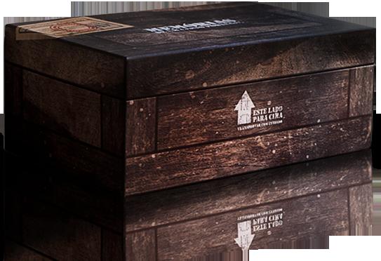 В одной  коробке
